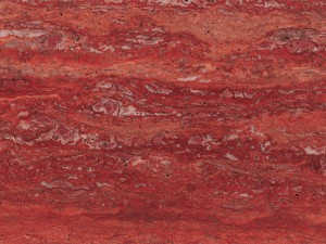 Đá Red Travertine