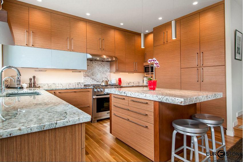 Cải tạo không gian bếp bằng đá – Phần 1