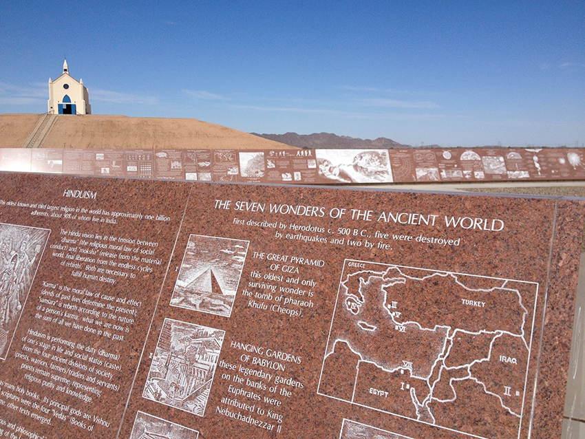 Bảo tàng lịch sử trên đá